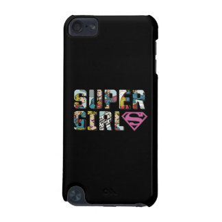 Supergirl Comic Logo iPod Touch 5G Cover