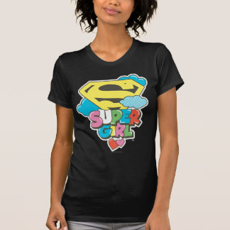 Supergirl J-Pop 5 T-Shirt
