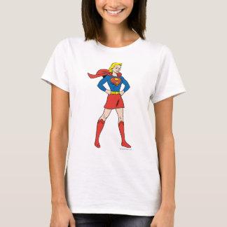 Supergirl Pose 7 T-Shirt