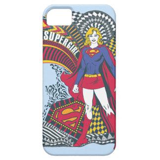 Supergirl Random World 1 Case For iPhone 5/5S