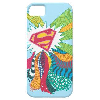 Supergirl Random World 3 Case For iPhone 5/5S