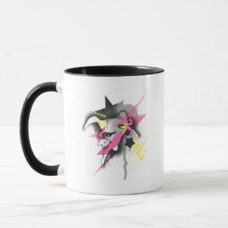 Supergirl Spray Paint Mug