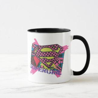 Supergirl X Mug