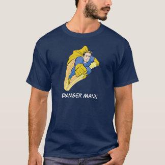 superhero_amy, Danger Mann T-Shirt