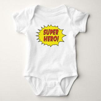 Superhero Baby Shirt