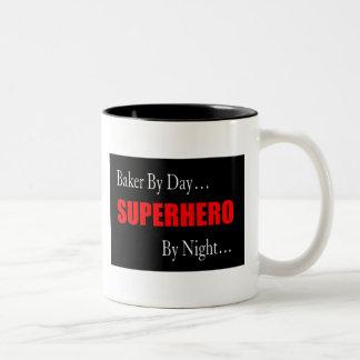 Superhero Baker Mug