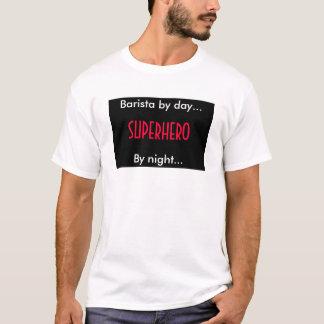 Superhero Barista T-Shirt