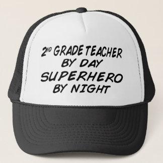 Superhero by Night Trucker Hat