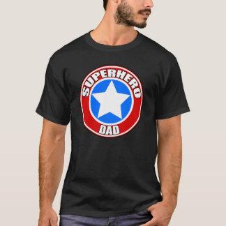 Superhero Dad Men's T Shirt