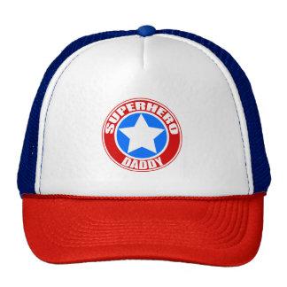 Superhero Daddy Trucker Hat