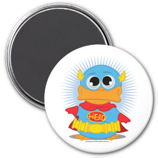 Superhero Duck Magnet