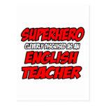 Superhero...English Teacher