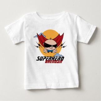 Superhero Flying Toddler Light T-Shirt