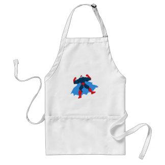 Superhero in Action Standard Apron