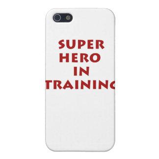 Superhero in training iPhone 5 cover