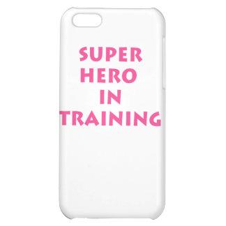 Superhero in training cover for iPhone 5C