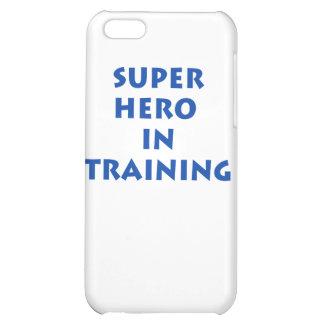 Superhero in training iPhone 5C cases