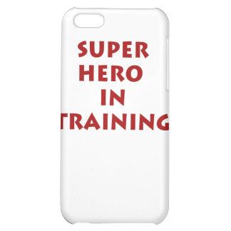 Superhero in training iPhone 5C cover