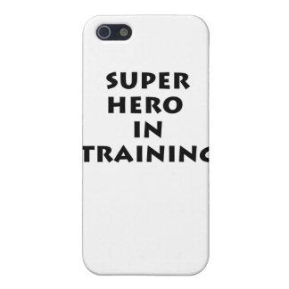 Superhero in training iPhone 5 covers