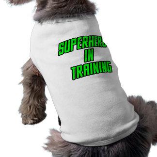 Superhero In Training - Pet Tee