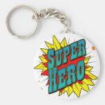 SuperHero Key Chain