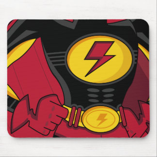 Superhero Suit Mousepad