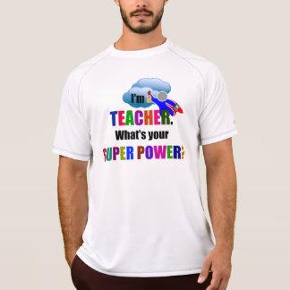 Superhero Teacher T-Shirt