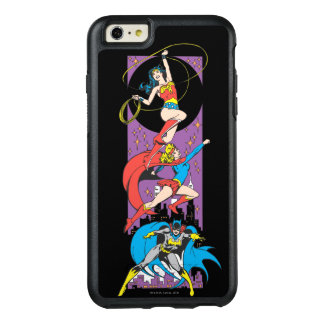 Superheroines In Action OtterBox iPhone 6/6s Plus Case