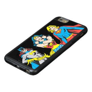 Superheroines Pose OtterBox iPhone 6/6s Plus Case