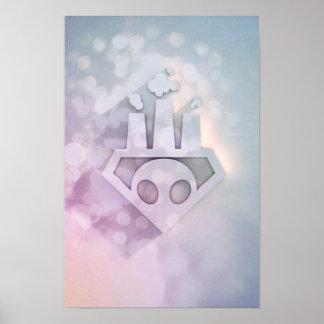 SuperInhuman Identity Poster