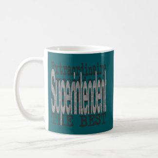 Superintendent Extraordinaire Coffee Mug