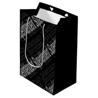 Superintendent Extraordinaire Medium Gift Bag