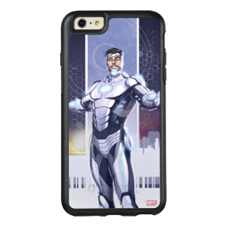 Superior Iron Man And City OtterBox iPhone 6/6s Plus Case