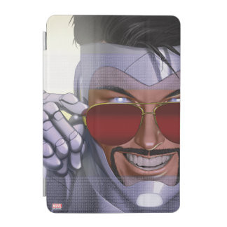 Superior Iron Man In Sunglasses iPad Mini Cover