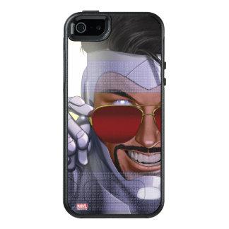 Superior Iron Man In Sunglasses OtterBox iPhone 5/5s/SE Case