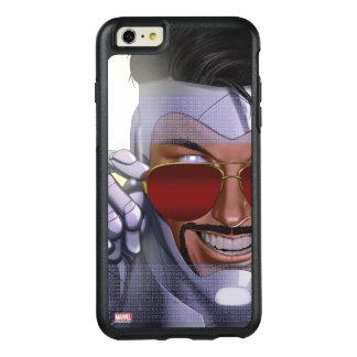 Superior Iron Man In Sunglasses OtterBox iPhone 6/6s Plus Case