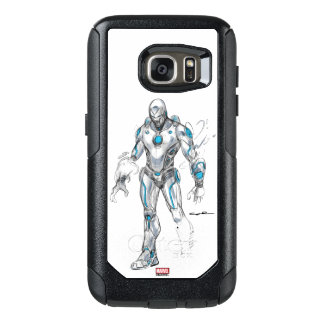 Superior Iron Man Sketch OtterBox Samsung Galaxy S7 Case