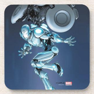 Superior Iron Man Suit Up Coaster