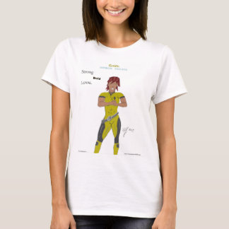 Superior Phalanx T-Shirt - Goldie