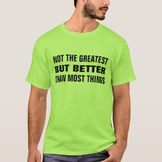superlatives T-Shirt