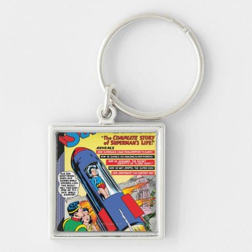 Superman #146 key chain