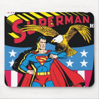 Superman #14 mousepad