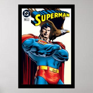 Superman 150 Nov 99 Poster