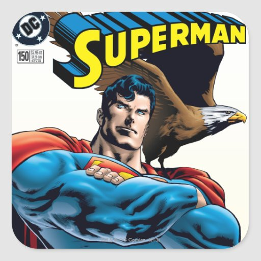 Superman #150 Nov 99 Stickers