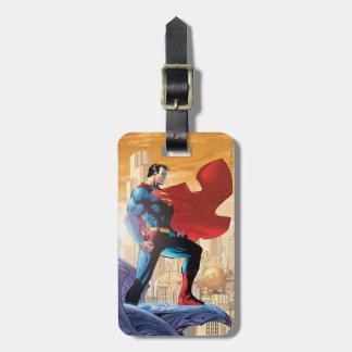 Superman #204 June 04 Luggage Tag