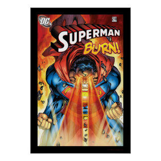 Superman 218 Aug 05 Poster