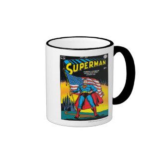 Superman #24 coffee mug