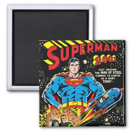 Superman #300 fridge magnets