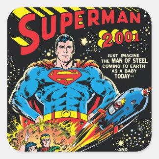 Superman 300 stickers