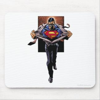 Superman 30 mousepad